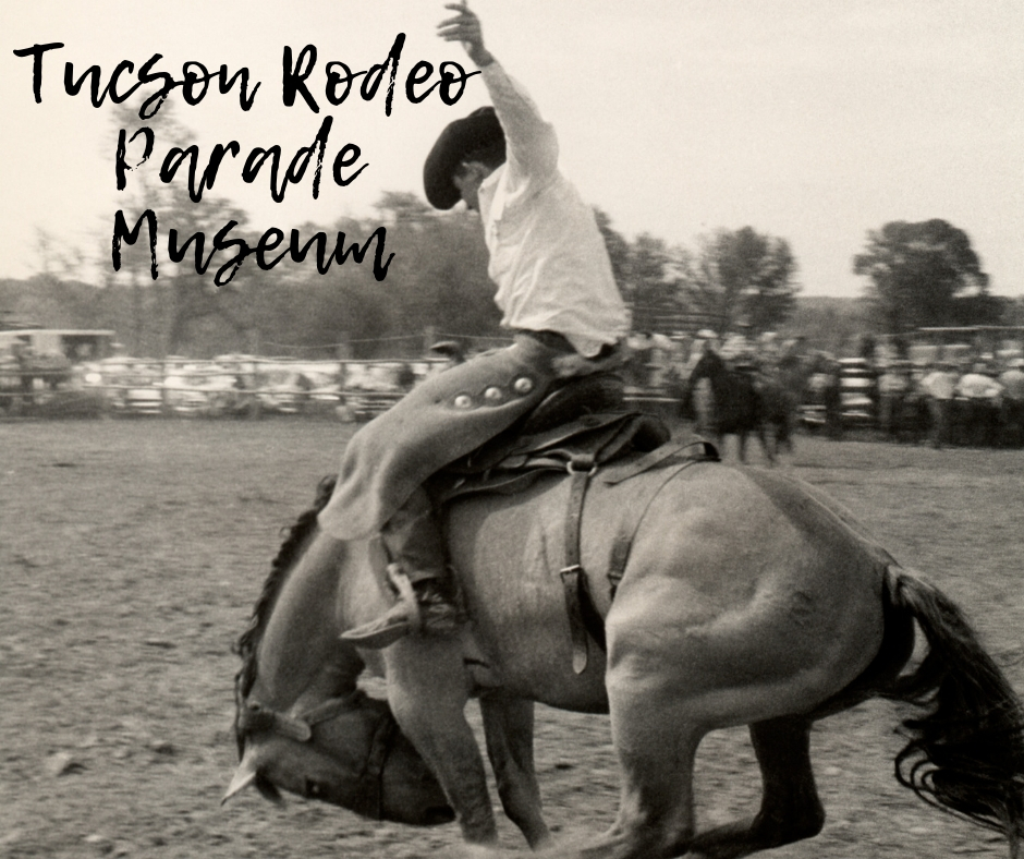 Tour the Tucson Rodeo Parade Museum! The museum holds 150 buggies and wagons, Old West artifacts, and a typical Old West streetscape. There's historical Tucson memorabilia, and more, it's fun for the whole family. A chance to learn, explore, and have some fun. Gather up your cowboys and head to the rodeo this week.